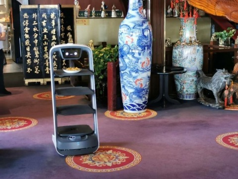 Antiques inside the Sea Palace (Photo: Business Wire)