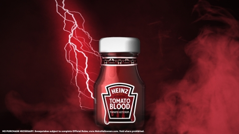 HEINZ Tomato Blood Ketchup (Photo: Business Wire)