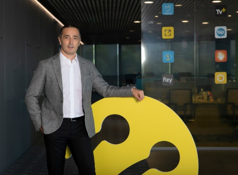 In an important step forward towards becoming a Digital Operator, Digicel launched the life and communication platform BiP, TV platform PlayGO (TV+), the personal cloud storage platform Billo (lifebox) and Fast Login in 32 countries, in partnership with Lifecell Ventures, subsidiary of the digital operator Turkcell. (Photo: Turkcell)