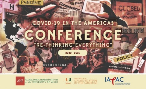 COVID-19 in the Americas Conference (Graphic: Business Wire)