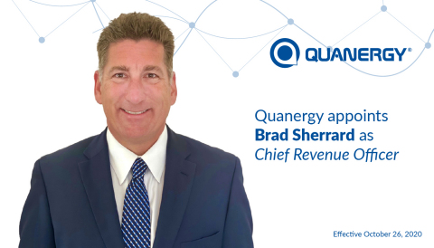 Quanergy appoints Brad Sherrard as Chief Revenue Officer (Photo: Business Wire)