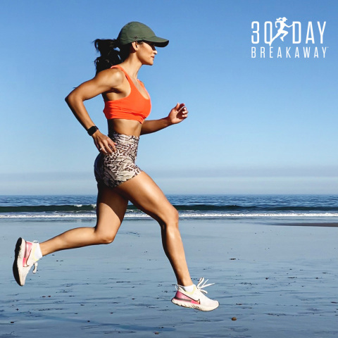 "Beachbody Launches First-Ever Running Program, ""30 Day Breakaway"" (Photo: Business Wire)"
