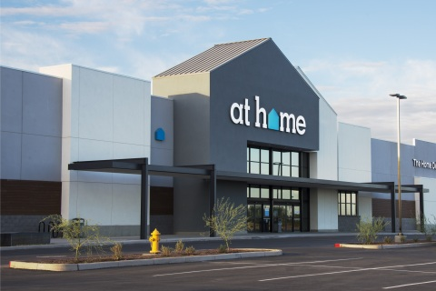 At Home currently operates 219 stores in 40 states. (Photo: Business Wire)