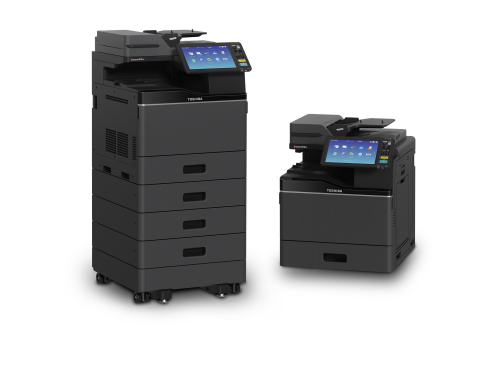 Toshiba's Multifunction Printers Capture Better Buys Q4 Editor's Choice Award (Photo: Business Wire)