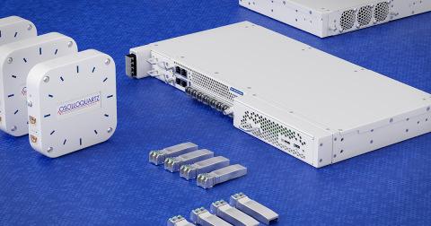 ADVAs 5G X-Haul-Technologie wird von entscheidender Bedeutung für die O-RAN ALLIANCE sein (Photo: Business Wire)