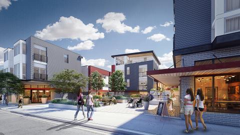 StoryBuilt's Seattle development, Nora (Photo: Business Wire)