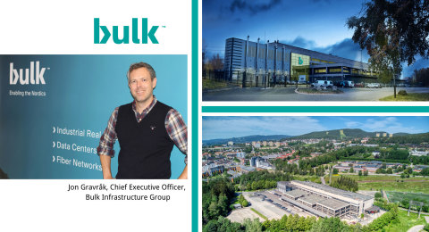 Bulk Data Centers, Norway (Photo: Business Wire)