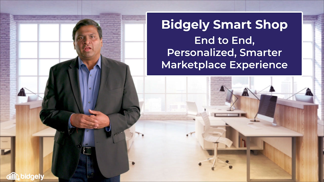 The Bidgely Smart Shop™ marketplace experience for utilities and energy retailers integrates AI-powered personalization and tailored opportunities for customers to save energy and money from their preferred channel.