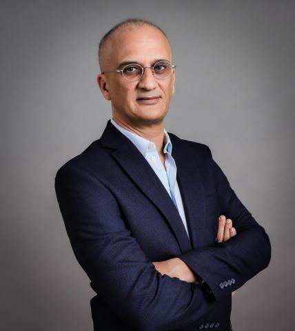 Shy Datika, cofundador y presidente de INX (Foto: Business Wire)