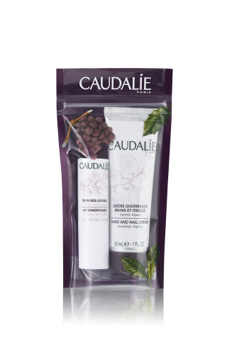 Shop the biggest Black Friday deals by the best brands at Macy's; Caudalie Winter Duo, $10.00 (Photo: Business Wire)