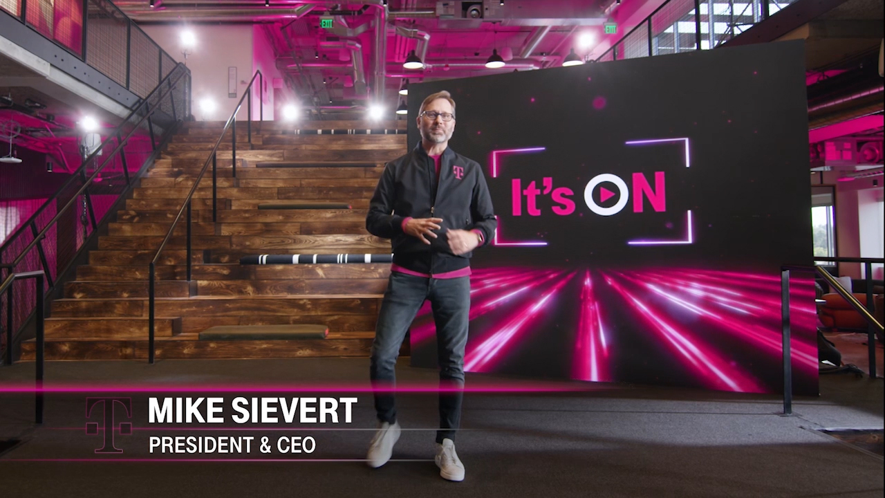 T-Mobile Un-Clusters TV with TVision Services