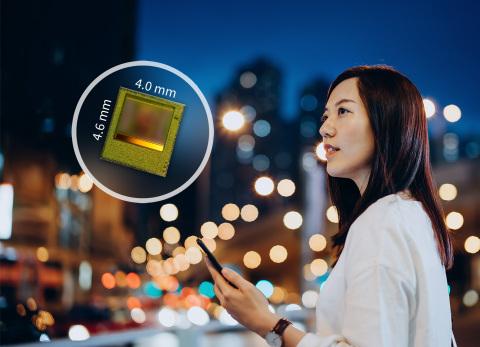 Der neue REAL3 ToF Chip ermöglicht bessere Fotografie-Ergebnisse durch schnelleren Autofokus bei schlechten Lichtverhältnissen sowie perfekte Nachtporträts durch Bildsegmentierung. (Photo: Business Wire)