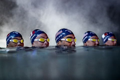 Phelps Brand's all-new Ninja competition goggle is now available worldwide. (Photo: Business Wire)