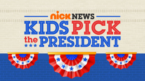 Nick News: Kids Pick the President (Graphic: Business Wire)