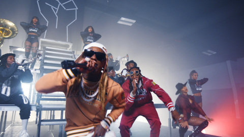 HHA-Show-2-Chainz-Lil-Wayne-Money-Maker (Photo: Business Wire)
