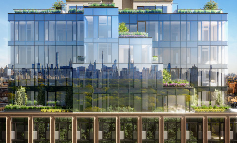 145 Central Park North by GRID Group (Photo: Business Wire)