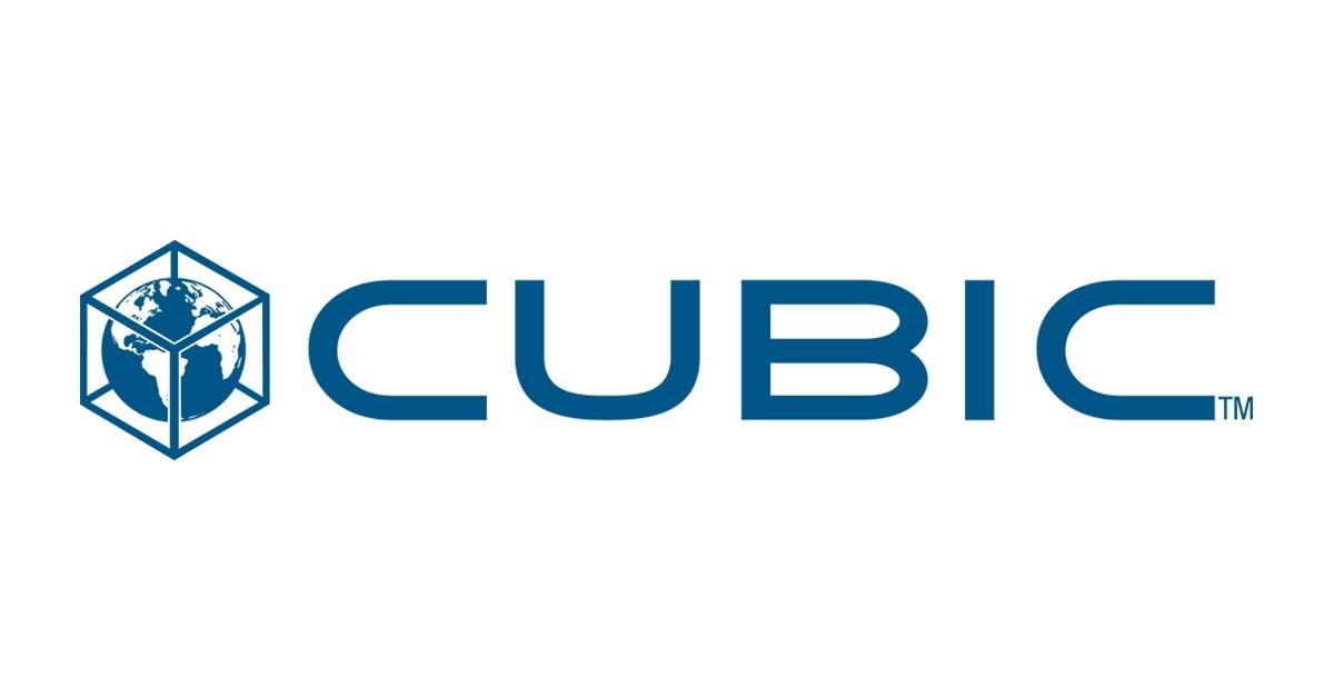 Cubic logo blue TM.