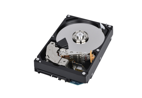 Toshiba: MG08-D Series HDDs designed for a wide variety of business-critical applications. (Photo: Business Wire)