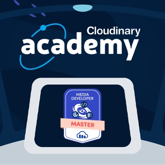 Cloudinary launches new certification program (Graphic: Business Wire)