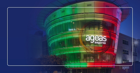 By selecting FRISS, Grupo Ageas Portugal will further drive its digital transformation and safely streamline operations. (Graphic: Business Wire)