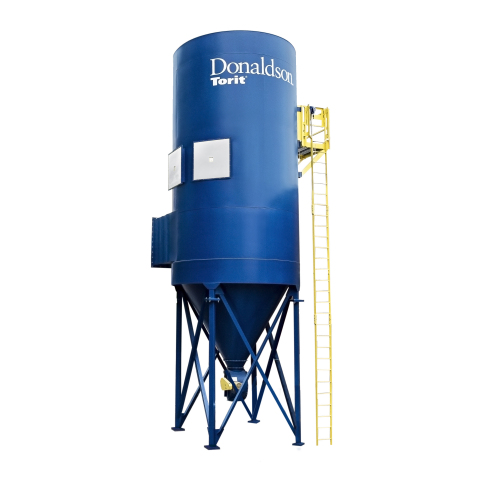 Donaldson Torit Rugged Pleat Baghouse Dust Collector (Photo: Business Wire)