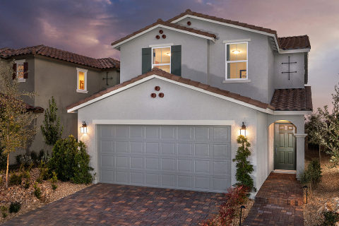 KB Home announces the grand opening of Tarim, its latest new-home community in Las Vegas. (Photo: Business Wire)