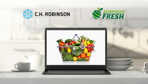 C.H. Robinson helps food retailers navigate unpredictable holiday season with supply chain solutions and agility to meet consumers' changing demands. (Graphic: Business Wire)