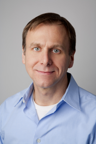 Jonas Hellgren, co-founder and CEO of Aperio Systems (Photo: Business Wire)