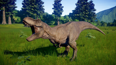 Jurassic World Evolution: Complete Edition will be available on Nov. 3. (Photo: Business Wire)
