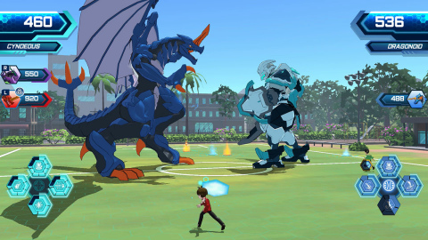 Bakugan: Champions of Vestroia will be available on Nov. 3. (Photo: Business Wire)