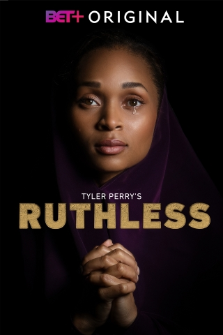 """THE MIDSEASON PREMIERE OF """"TYLER PERRY'S RUTHLESS"""" RETURNS THURSDAY, NOVEMBER 26 EXCLUSIVELY ON BET+ (Photo: Business Wire)"""