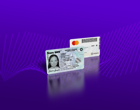 IDEMIA lance Converged Card, une solution d'inclusion financière pouvant servir à la fois de carte d'identité et de moyen de paiement (Photo: Business Wire)