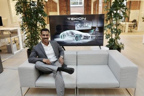 Jay Vijayan, Founder and CEO of Tekion Corp. (Source: Tekion)