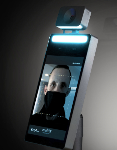 AXSIS™ Thermal Enabled Digital Hub by Reality Interactive. (Photo: Business Wire)