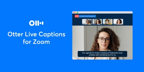 Captions and live transcripts used by virtual workers and deaf and accessibility communities. (Graphic: Business Wire)