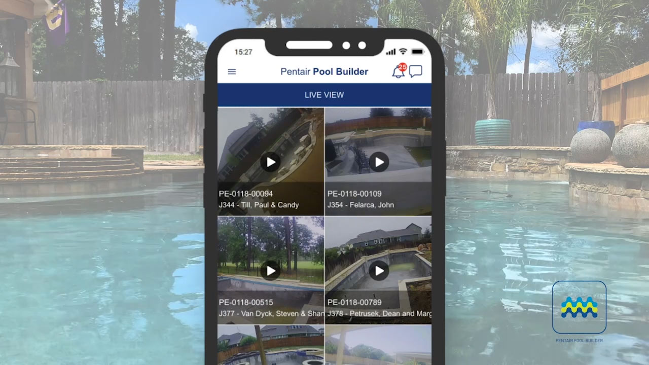 Hear from Tommy Reynolds, the innovator behind Pentair Pool Builder, to learn how it can help pool builders manage the entire pool building process.
