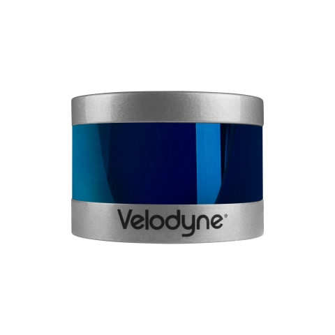 Velodyne Puck™ sensors provide rich computer perception data that make it quick and easy for companies to build highly accurate 3D models of any environment. (Photo: Velodyne Lidar, Inc.)