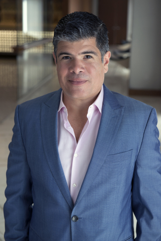 Mauricio Vergara takes on the role of President and COO of PATRÓN. (Photo: Business Wire)