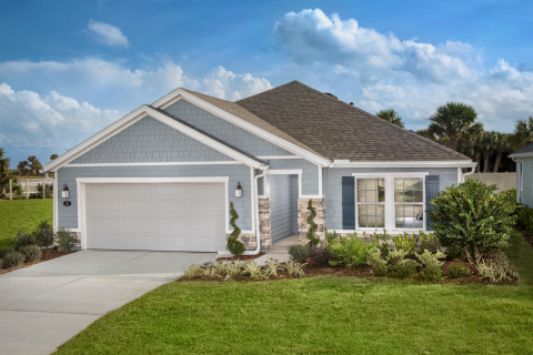 KB Home announces the grand opening of Azalea Hills, its latest new-home community in Jacksonville, Florida (Photo: Business Wire)