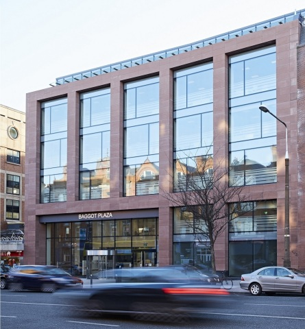Baggot Plaza Exterior (Photo: Business Wire)