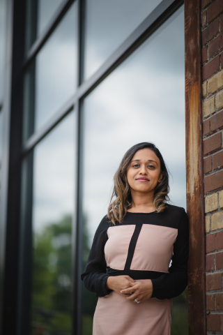 Leena Thampan, CPO, Wagepoint, Wins 2020 Report on Business Best Executive Award (Photo: Business Wire)