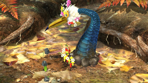 The Pikmin 3 Deluxe game is now available for the Nintendo Switch family of systems. Join Alph, Brittany and Captain Charlie as they lead a squad of tenaciously cute Pikmin in a quest for survival on a mysterious planet. Explore lush environments full of wondrous lifeforms to discover, playful puzzles to solve and huge critters to defeat in battle. (Graphic: Business Wire)