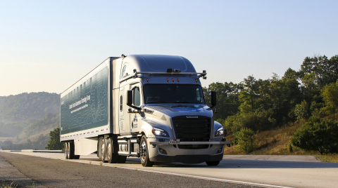 Daimler Trucks and Torc partner with Luminar to enable automated trucking; Daimler Trucks acquires minority stake in Luminar