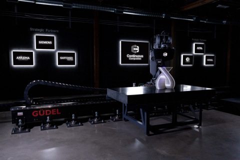 Continuous Composites announces new demonstration facility for their CF3D® technology (Photo: Business Wire)