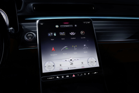 DTS Connected Radio & Mercedes-Benz User Experience (Photo: Business Wire)