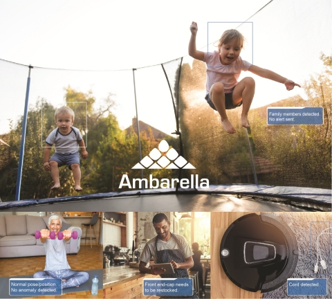 Ambarella today announces the CV28M CVflow® processor for artificial intelligence (AI) sensing at the edge in a new class of smart devices for a variety of applications including smart home security, retail monitoring, consumer robotics, and occupancy monitoring. (Photo: Business Wire)