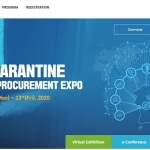 K-Quarantine Online Procurement Expo to Be Held From November 9 to 13