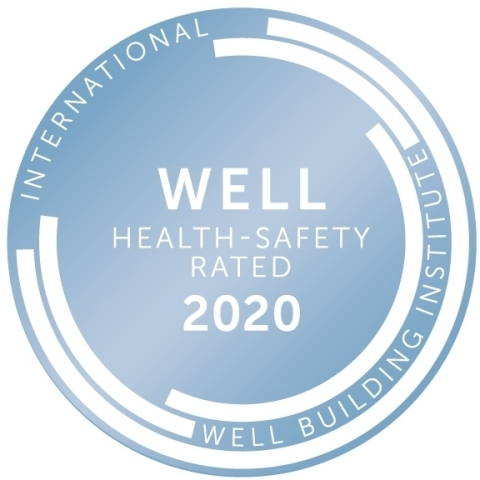 WELL Health-Safety Rating seal