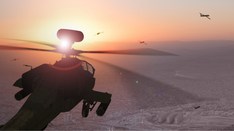 BAE Systems has been awarded multiple contracts from the U.S. Army to develop key technologies for the Advanced Teaming Demonstration Program. (Photo credit: BAE Systems)