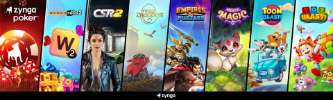 ZYNGA ANNOUNCES THIRD QUARTER 2020 FINANCIAL RESULTS (Graphic: Business Wire)